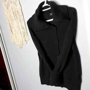 Mexx sweater double breasted button up